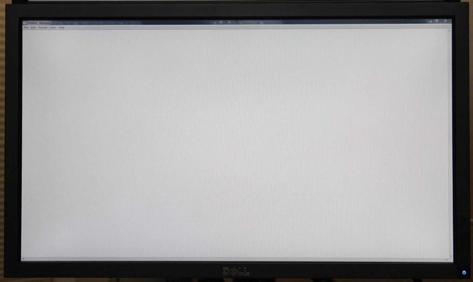 Dell UltraSharp U2311H (Dell U2311Hb) LCD Monitor Review