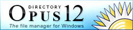 Directory Opus 12 - the file manager for Windows